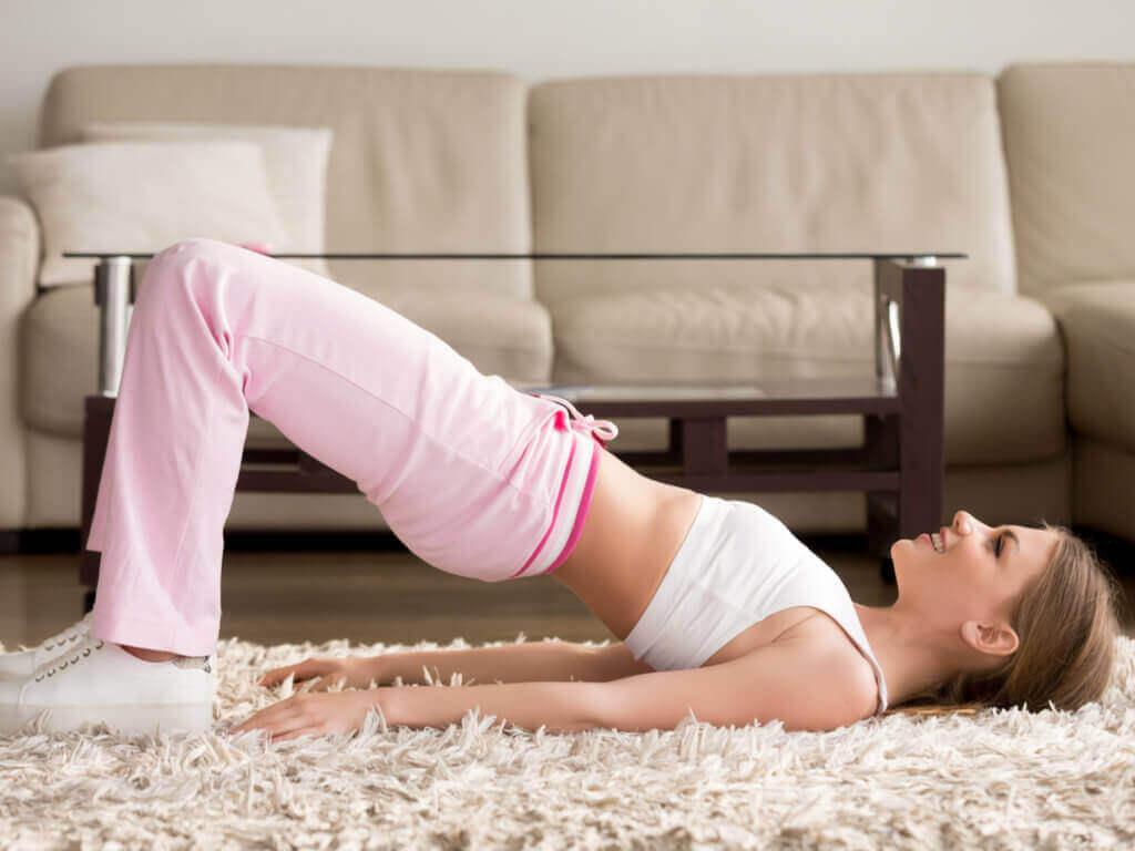 효과 좋은 힙업 운동