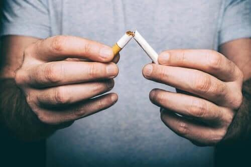 금연하기 위한 완벽한 순간 찾기