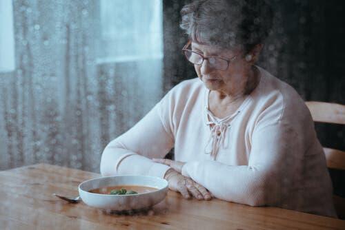 식욕 부진 또는 식욕 감퇴