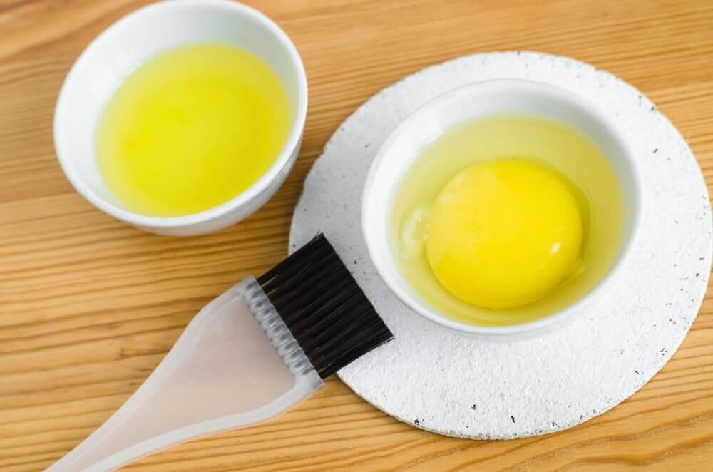 피부 개선 달걀