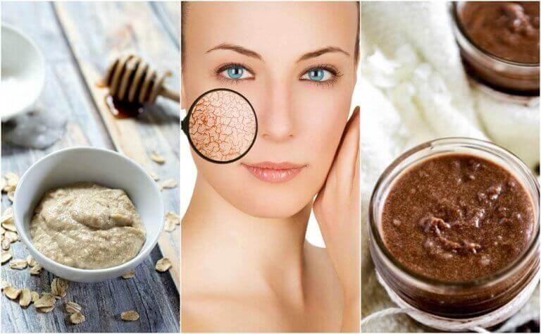 건조한 피부를 위한 수분 마스크 만드는 방법