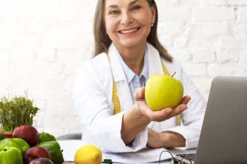 노년층의 건강에 가장 좋은 음식