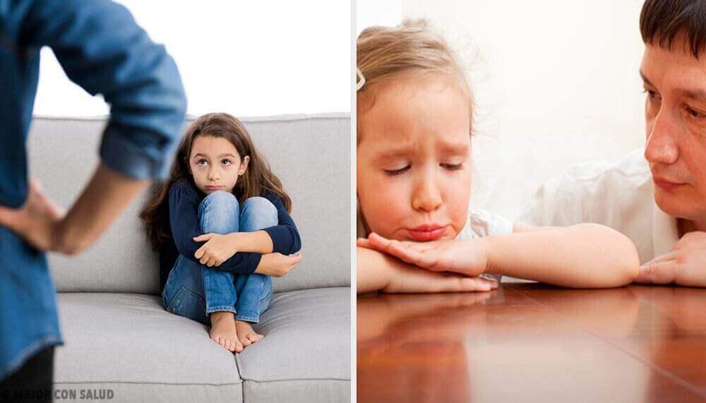 자녀가 잘못된 행동을 할 때 해야 할 일