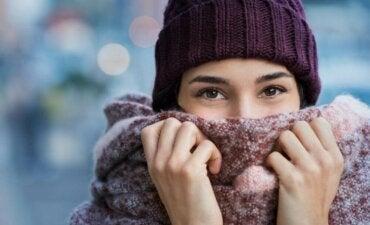 왜 여자가 남자보다 추위를 더 많이 느낄까