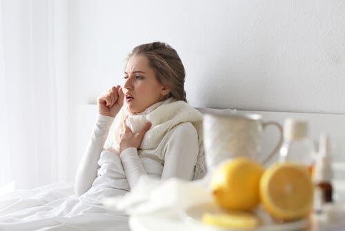 감기에 동반되는 기침의 종류