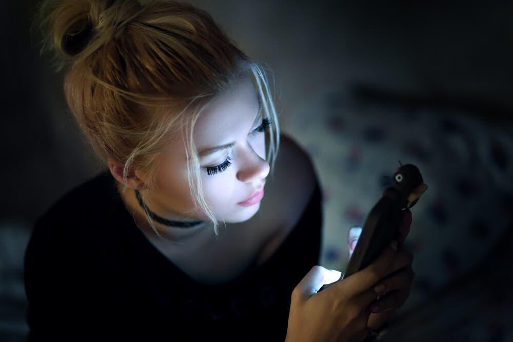 전자기기의 화면이 시력 건강에 미치는 영향
