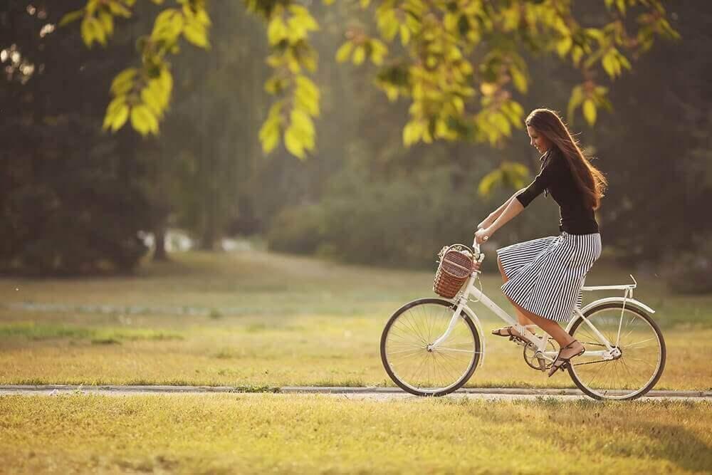 자전거를 타면 좋은 점 4가지