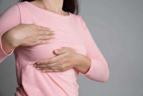 가슴 통증과 월경 주기