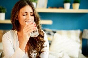 물 섭취의 놀라운 5가지 효과