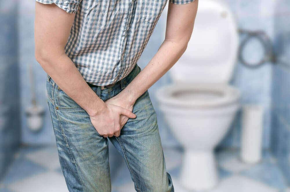 남성 방광염 증상