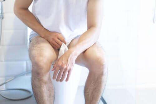 남성 방광염 증상에 관하여