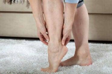 다리가 무거운 느낌은 왜 생길까