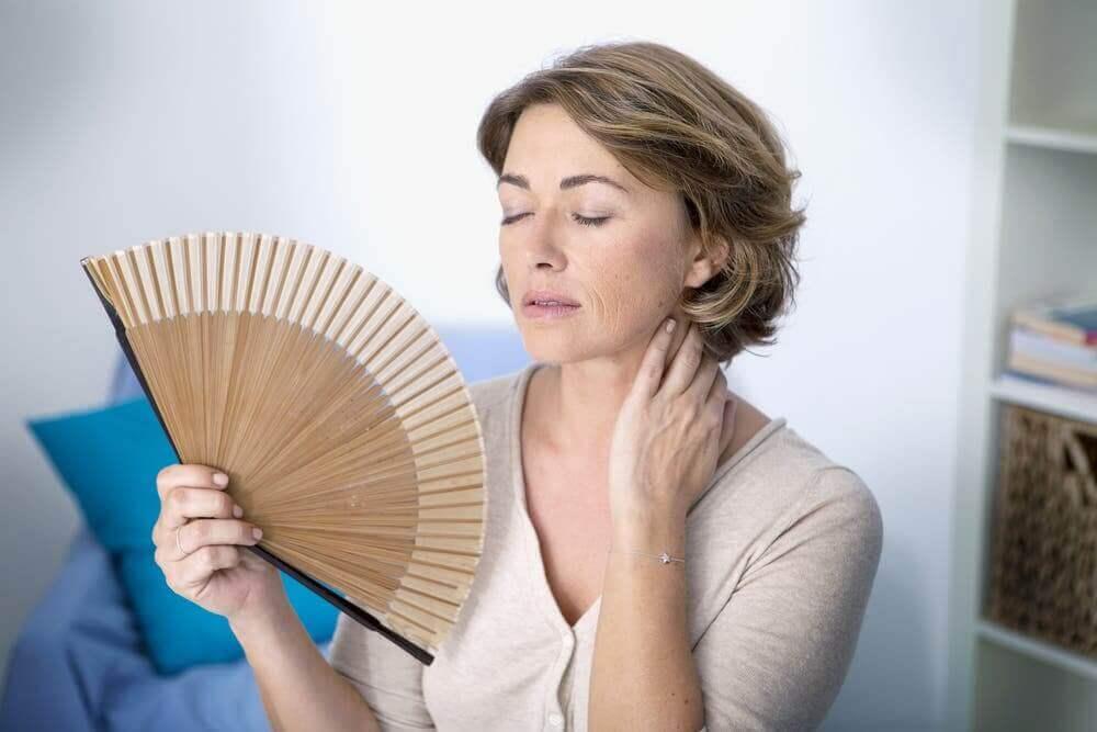 폐경 전환기 증상