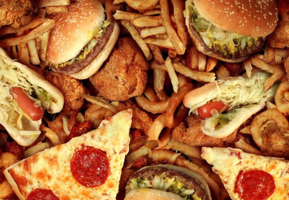 4. Trans fat