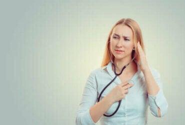 건강에 대한 과도한 걱정, 건강염려증의 증상