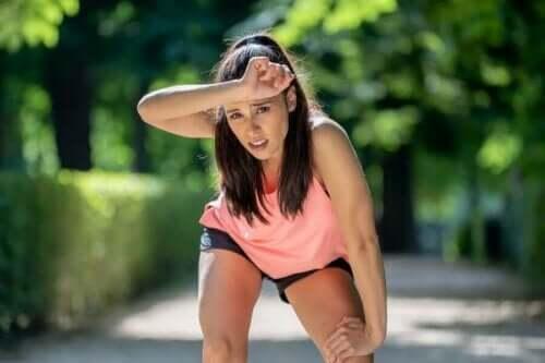 운동할 때 숨쉬기가 어려운 이유는 무엇일까?