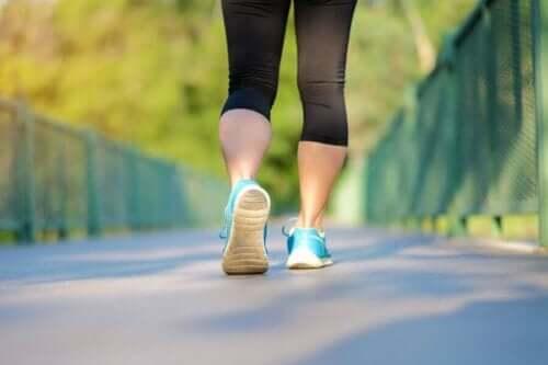 WaRu 방법: 체중 감량 걷기 운동