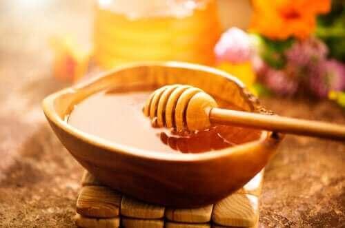 꿀의 혈당지수와 당뇨병
