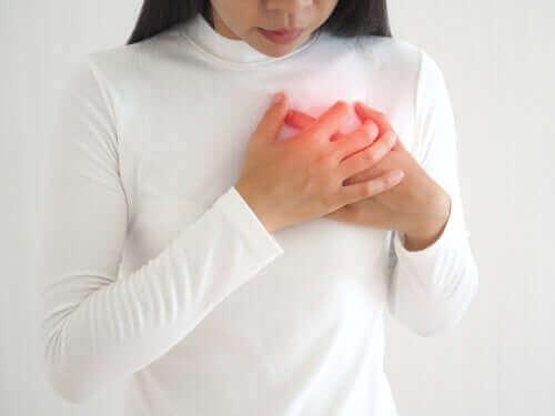 심계항진과 불안의 관계