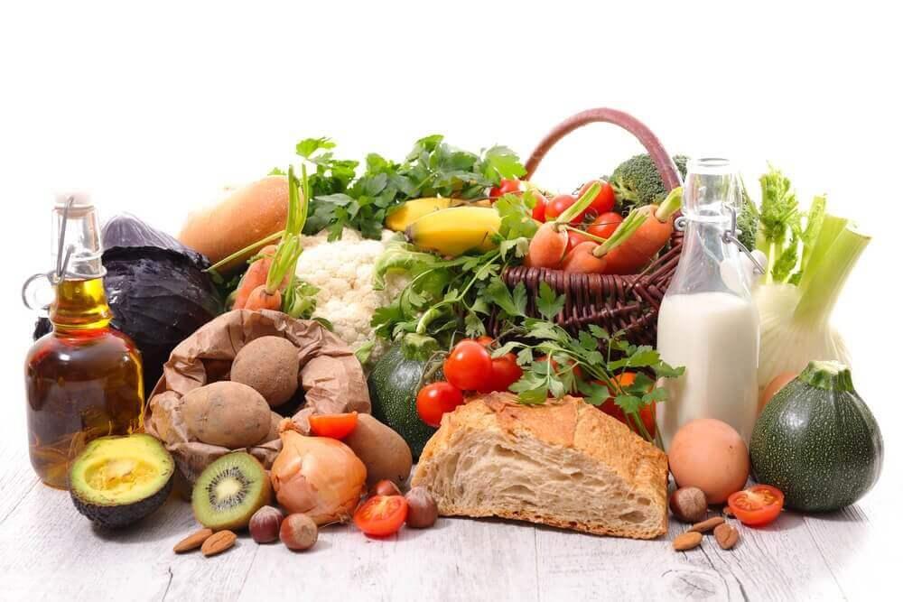 체중 감량을 위한 균형 잡힌 식단