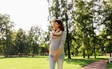 임신 중 복대를 사용하면 좋은 점