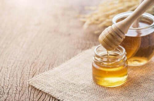 꿀의 혈당 지수