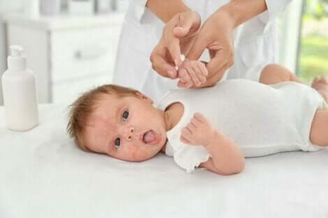 신생아 피부 관리의 중요한 측면