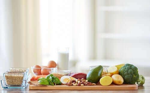 만성 질환에 적합한 영양 섭취