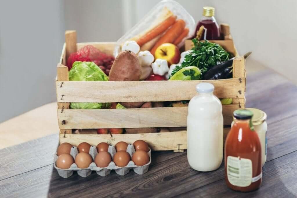 지속 가능한 식단은 무엇일까