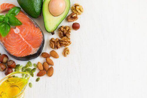 만성 질환에 적절한 영양 섭취: 항염증 식품