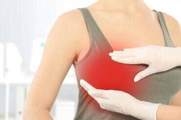 가슴 성형수술 후의 통증