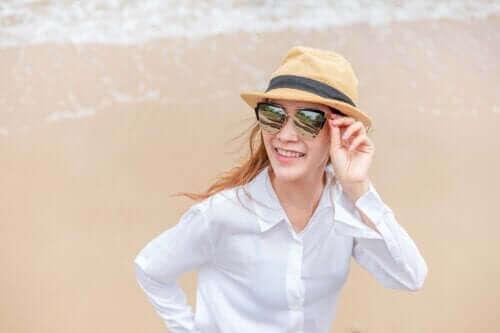 여름철에 눈을 보호하는 방법