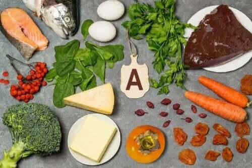 비타민 결핍이 유발할 수 있는 질병