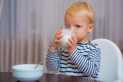 돌 지난 아기에게 적절한 우유를 선택하는 방법
