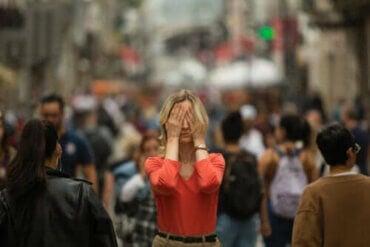 광장 공포증의 증상