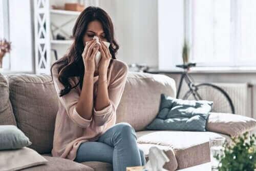 집에서 감기를 치료하는 방법