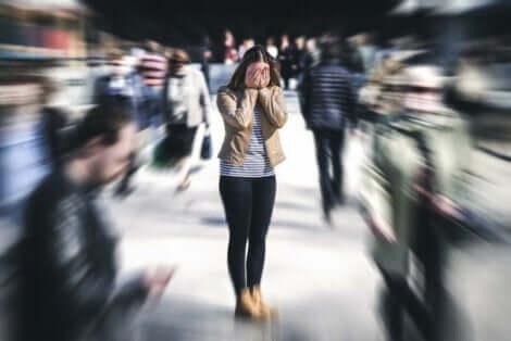 광장 공포증의 증상은 무엇일까?