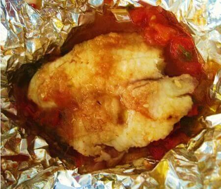 맛있게 오븐에 구운 생선 요리 준비하는 법