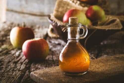 과학적으로 증명된 애플 사이다 식초의 특성