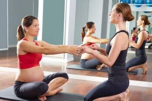 임신부를 위한 최고의 운동