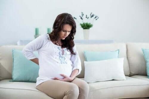 임신 중 월경통에 대해 걱정해야 할 때