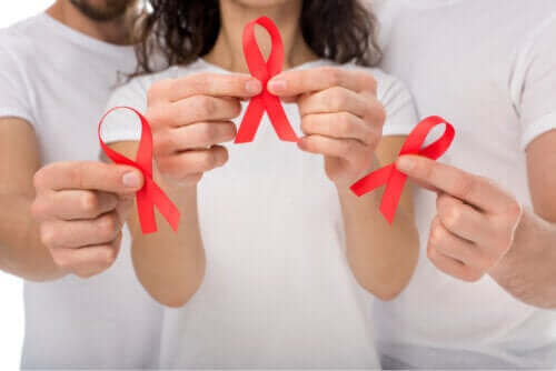 HIV 전염에 대한 잘못된 생각