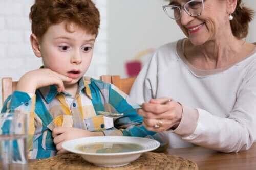 자폐 아동의 섭식 장애