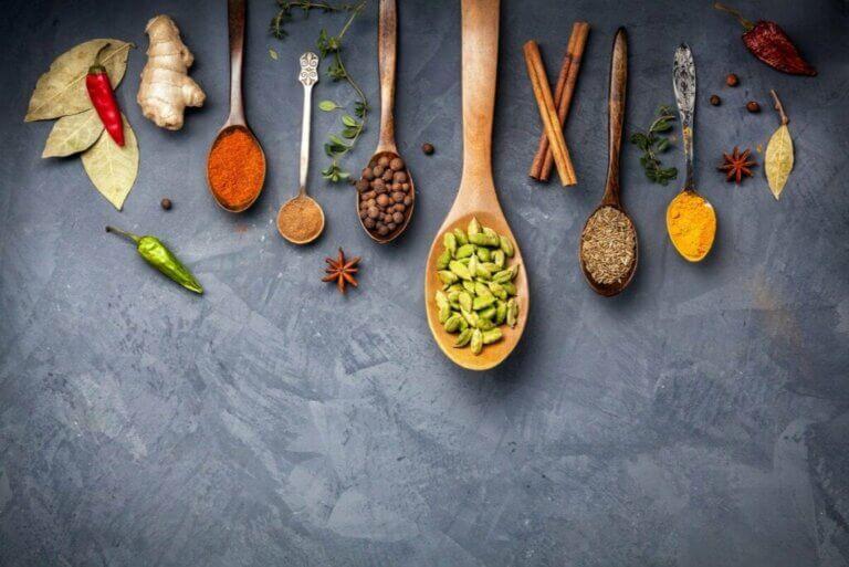아유르베다 식습관의 건강상 이점