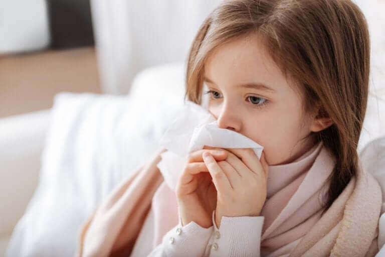 어린이에게 가장 흔한 알레르기의 증상