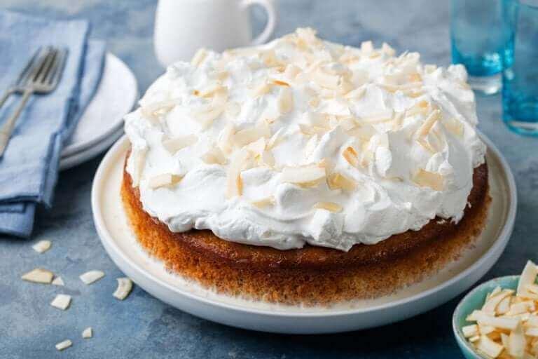 뜨레스 레체스 케이크 토핑에 관한 사항