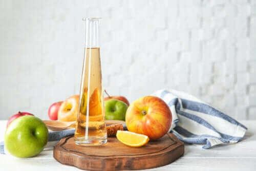 애플 사이다 식초의 남용으로 인한 6가지 부작용