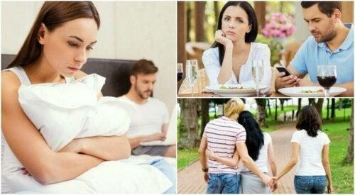 연인이나 배우자의 외도를 알아채는 방법