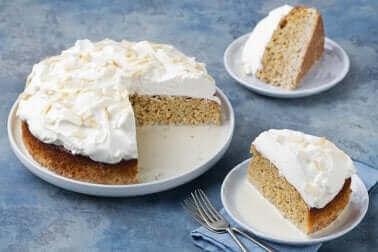 맛있는 트레스 레체스 케이크 레시피