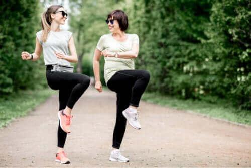 고관절 점액낭염 완화를 돕는 운동